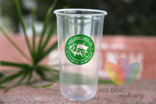 dịch vụ in decal dán ly nhựa