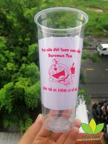 in ly nhựa trà sữa
