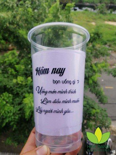 in ly nhựa trà sữa giá rẻ